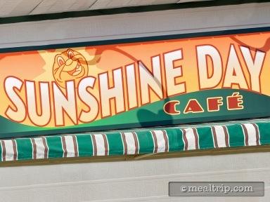 Sunshine Day Café