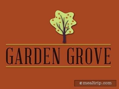 Garden Grove Dinner