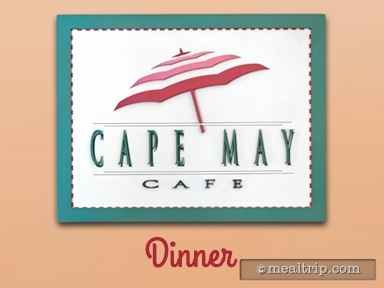 Cape May Cafe Dinner
