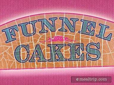 Funnel Cake Cart