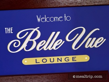 The Belle View Lounge