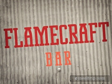 A review for Flamecraft Bar