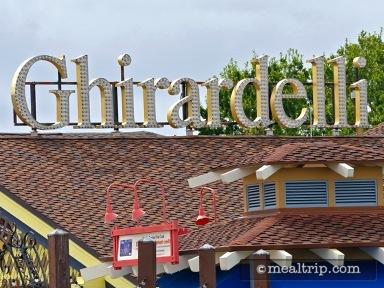 Ghirardelli® Ice Cream & Chocolate Shop