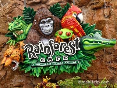 Rainforest Cafe® at Disney Springs Marketplace