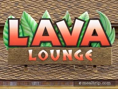 Lava Lounge at Rainforest Cafe®