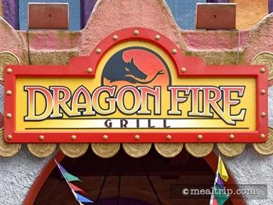 Dragon Fire Grill & Pub