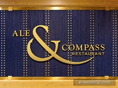 Ale & Compass - Breakfast