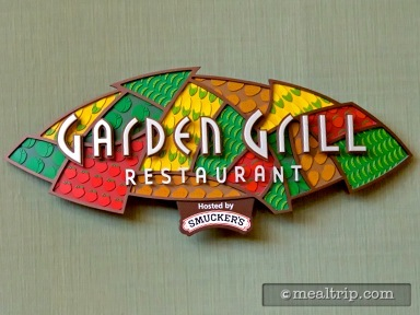 The Garden Grill Dinner