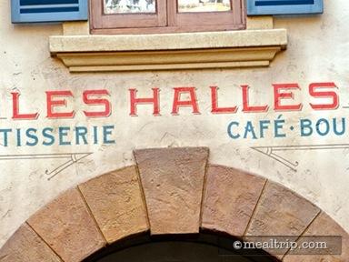 A review for Les Halles Boulangerie & Patisserie