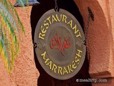 Restaurant Marrakesh Lunch