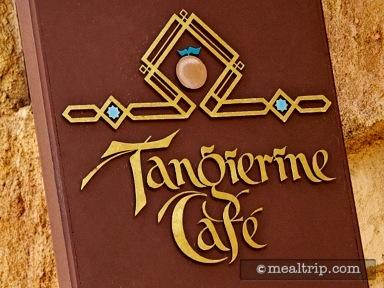 A review for Tangierine Café